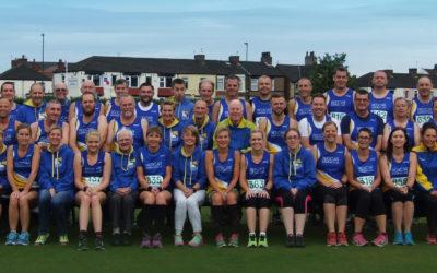 The running gang 2016